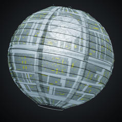 Star Wars Death Star Lampenkap