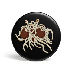 Geek Pin Flying Spaghetti Monster