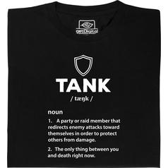 Roleplay Character Tank