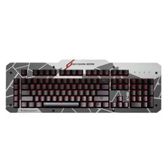 Das Keyboard Division Zero X40 Top Panel