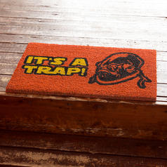 Doormat It's a Trap