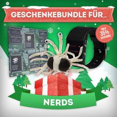 Present Bundle For Nerds