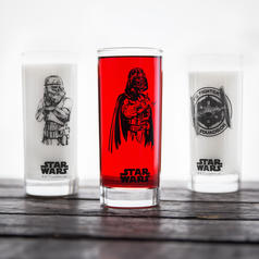 Star Wars Glas Set