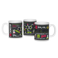Science Mug Chemistry