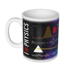 Science Mug Physics