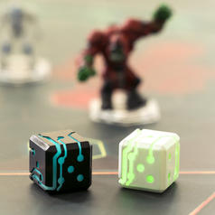 Space Roller Science Fiction RPG Dice