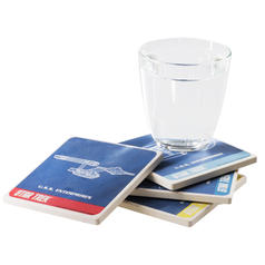 Star Trek The Original Series Ceramic Coasters