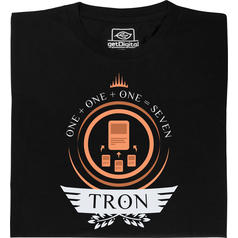 Tron Life Shirt for Magic Players