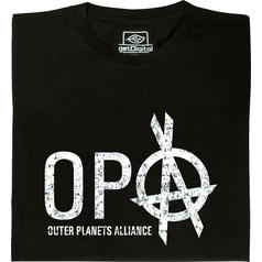 Outer Planets Alliance T-Shirt