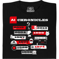 AI Chronicles T-Shirt