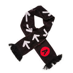 Scarf with Konami Code