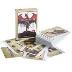 Dragon Age II Playing Cards