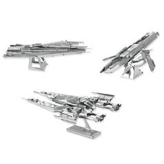 Mass Effect Metal Earth 3D Construction Kits