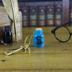 Harry Potter Magic Potion Key Chain Light