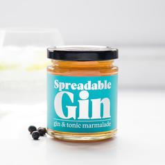 Spreadable Gin - Gin & Tonic Marmalade