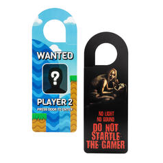 Door Hanger for Gamers