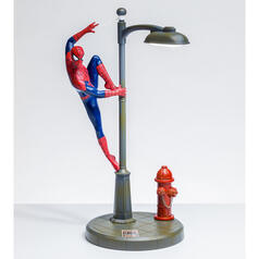 Marvel Spiderman Desk Light