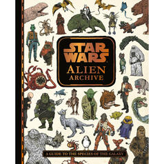 Star Wars Alien Archive