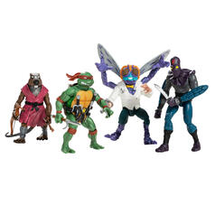 Teenage Mutant Ninja Turtles Ultimates Collectible Figures Wave 1