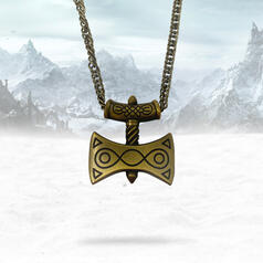 The Elder Scrolls Skyrim Limited Edition Talos Necklace