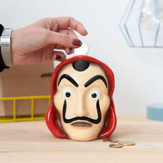 Money Heist Money Box