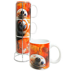 Star Wars BB-8 Stackable Mugs