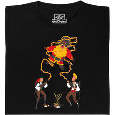 Ghost Pirate Busters T-Shirt
